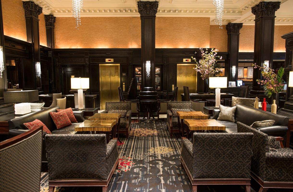 Algonquin-hotelli New Yorkissa