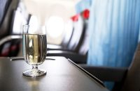Alkoholijuomat lennolla