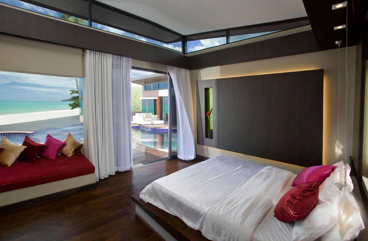 Aava Resortin huoneet