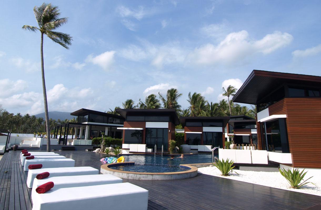 Allas Aava Resortissa