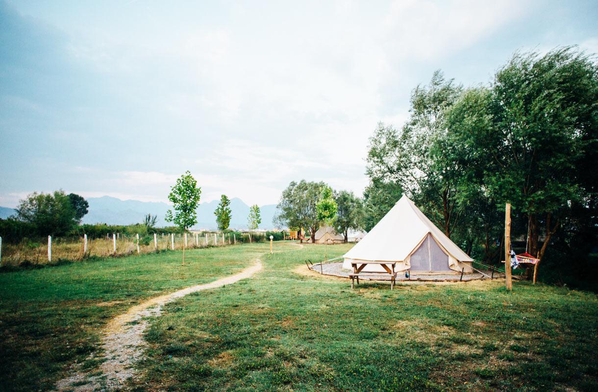Skutarinjärvi, Albania