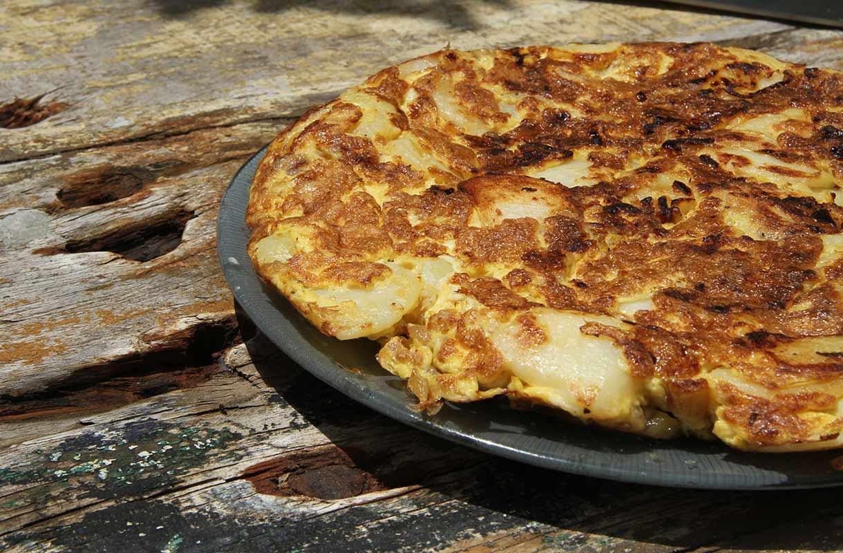 Espanjalainen perunamunakas