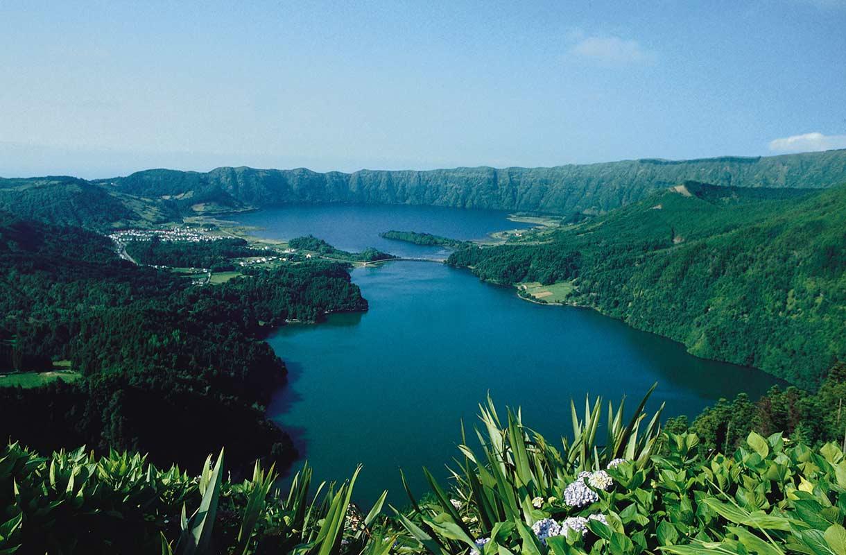 Azorien saariryhmä