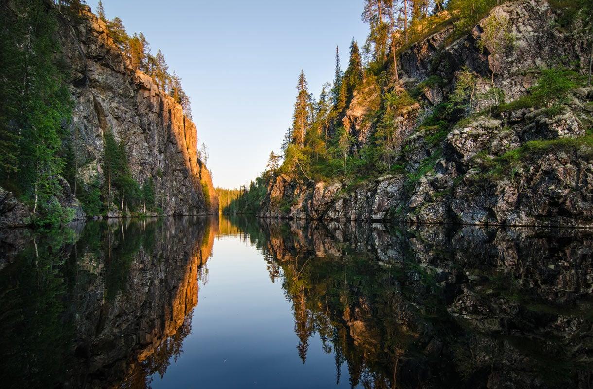 Kansallispuistot Etelä-Suomi