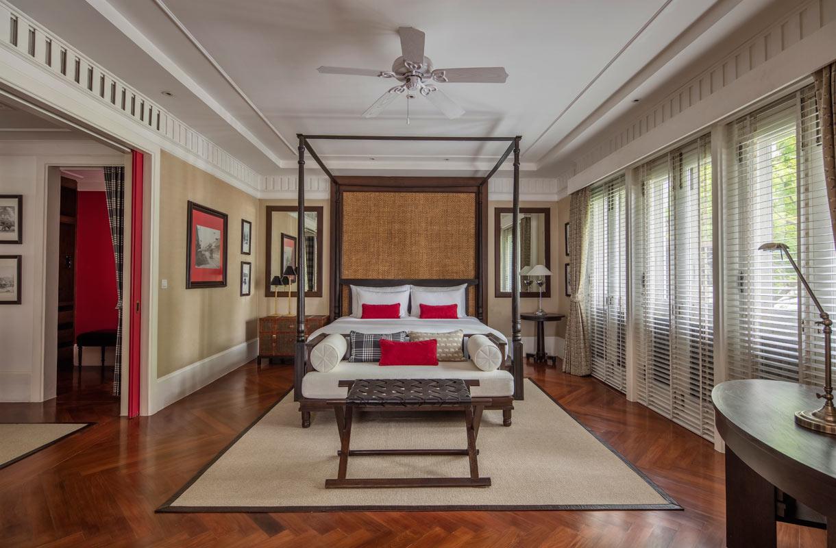 Hotellihuone Thaimaassa