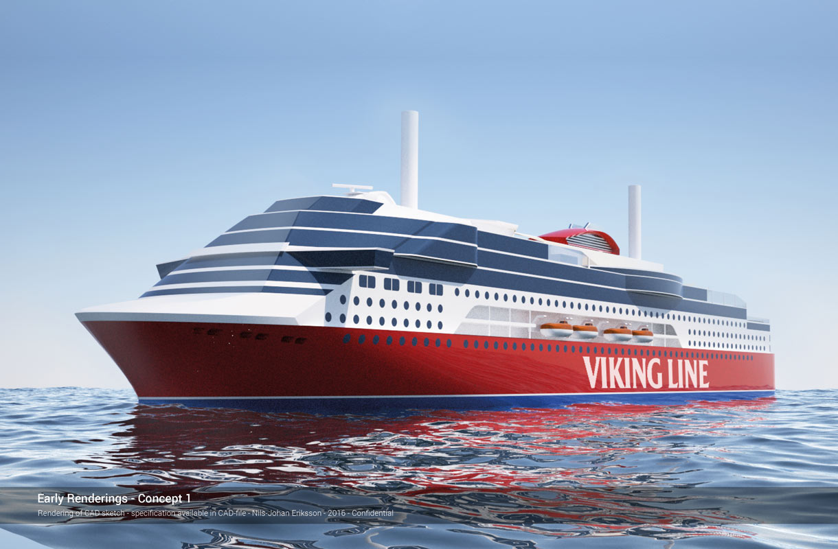 Viking Line Uusi Laiva 2021