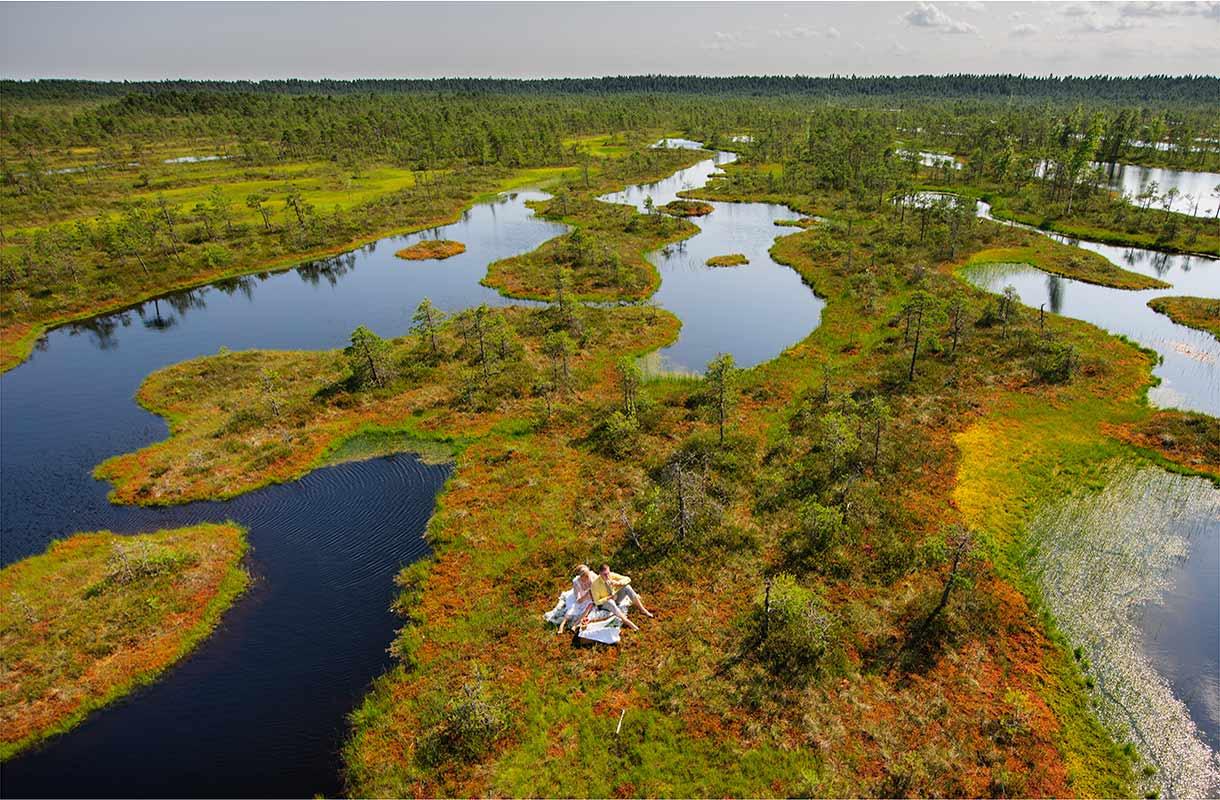 Kansallispuisto Virossa