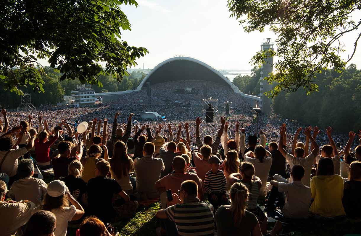 Laulujuhlat Virossa