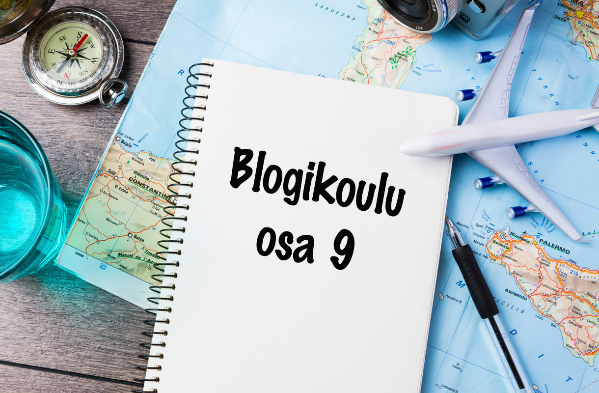 Kannattaako blogi lisätä osaksi CV:tä?