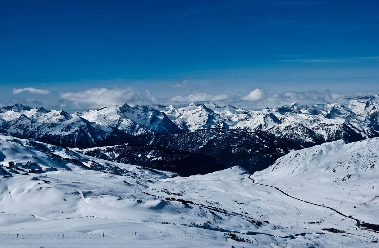Pyreneiden Vuoristo