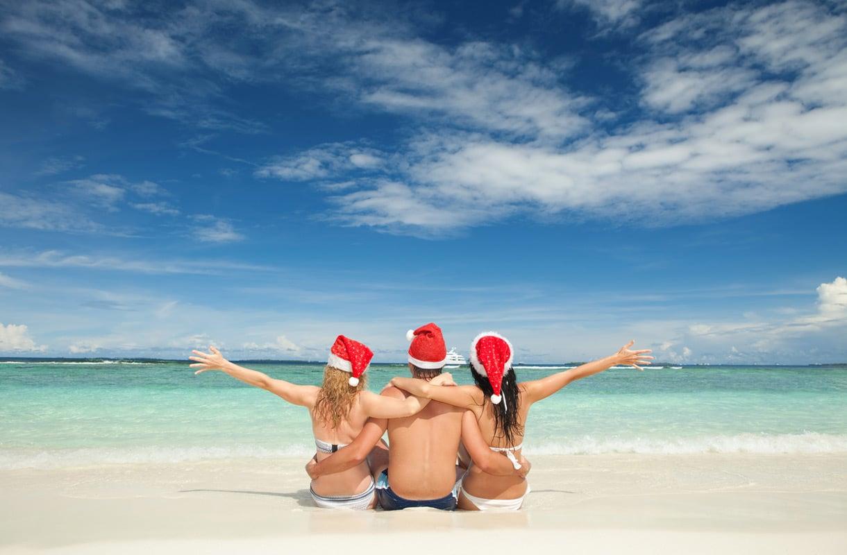 Huomioi nämä asiat, jos matkustat jouluna