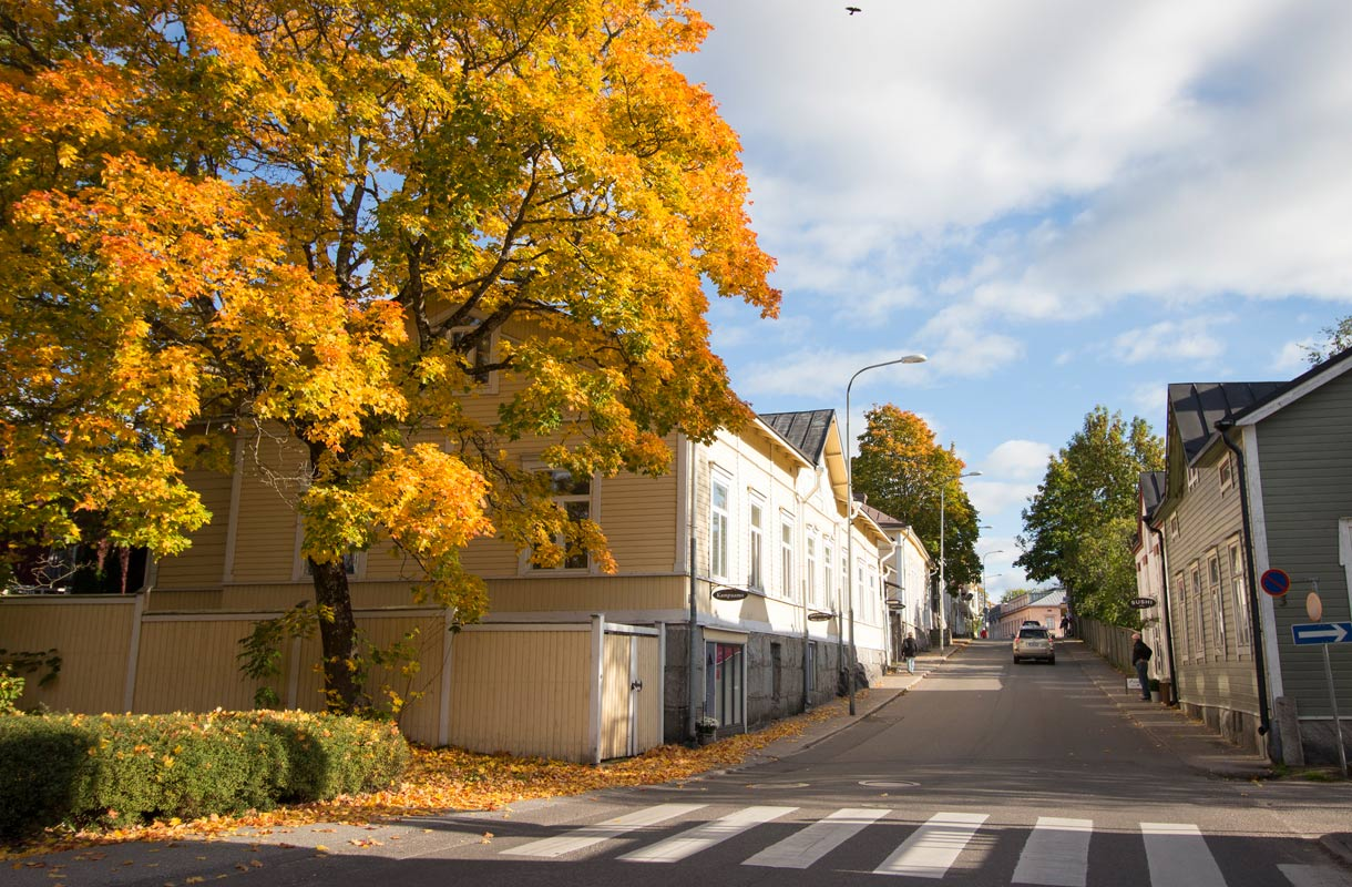 Tammisaari, Suomi
