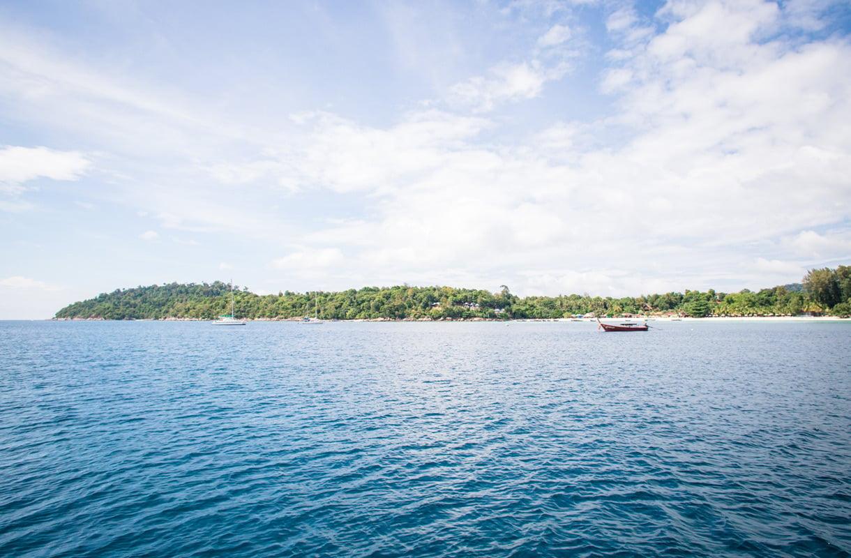 Thaimaan saarihyppely