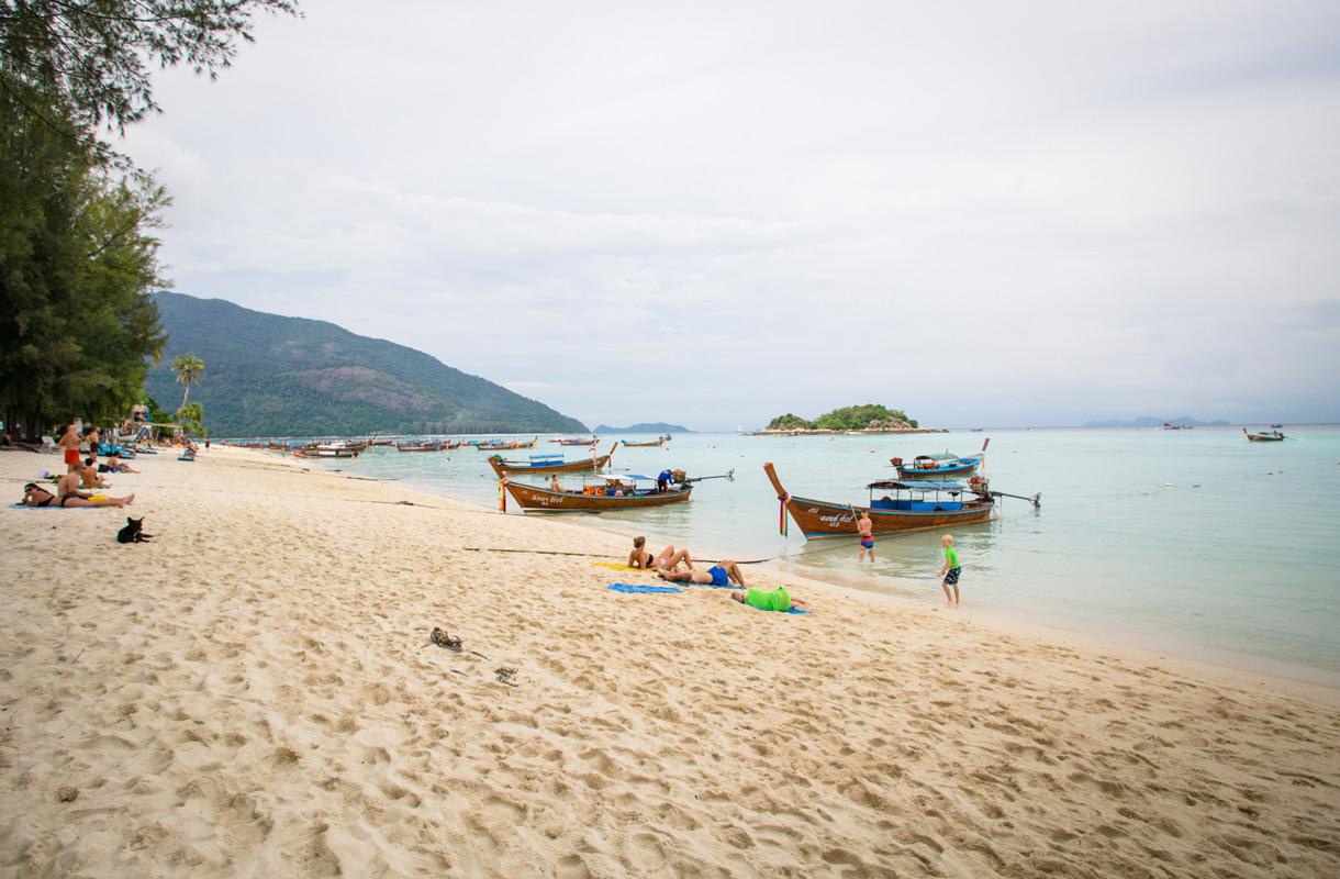 Koh Lipe, Thaimaa