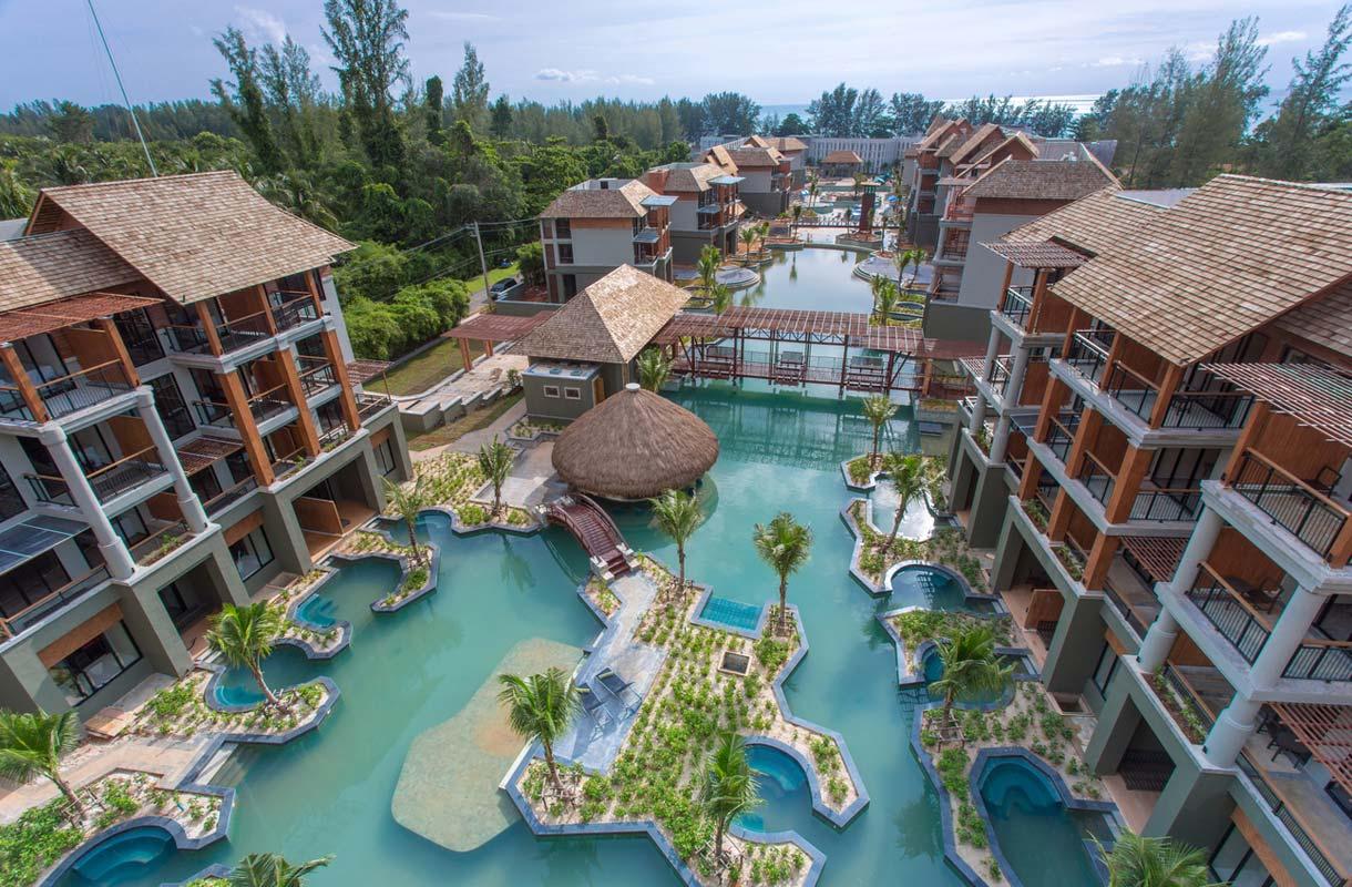 Hotelli Khao Lakissa