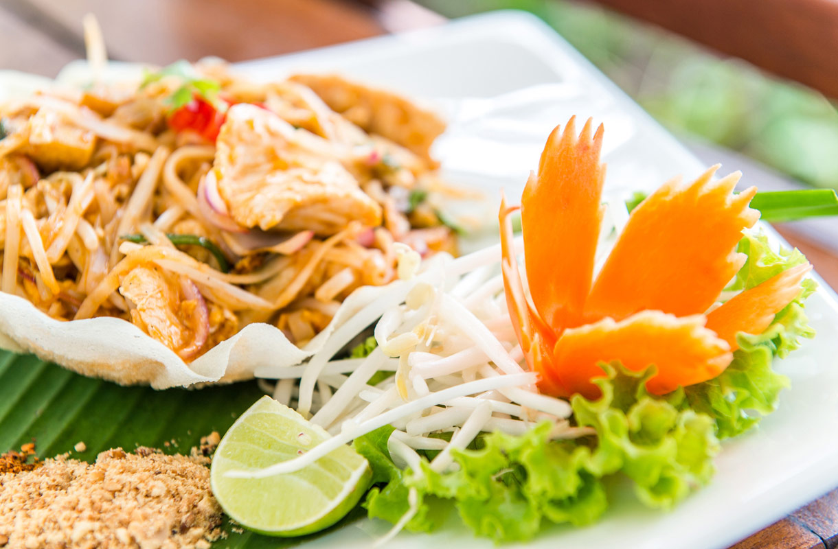 Herkullinen thairuoka