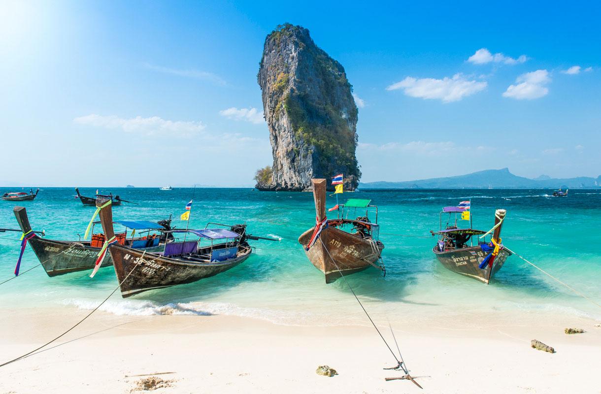 TUIn perhekohteet Thaimaassa