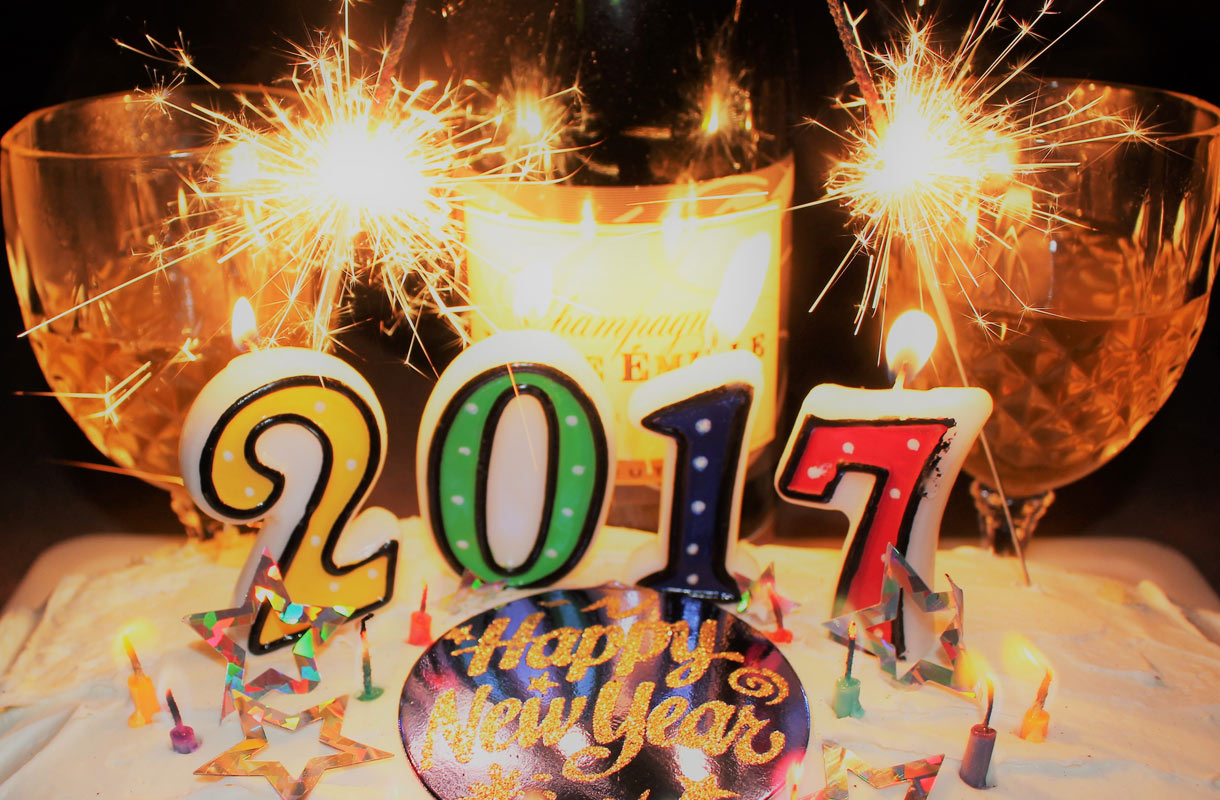 Uusi vuosi Espanjassa