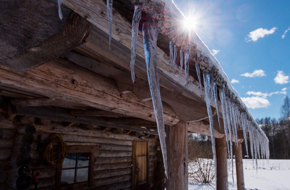 Talvi Virossa