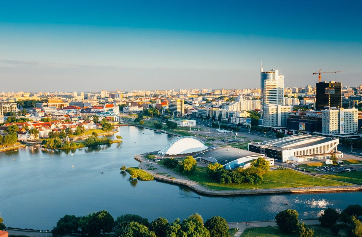 Minsk, Valko-Venäjä