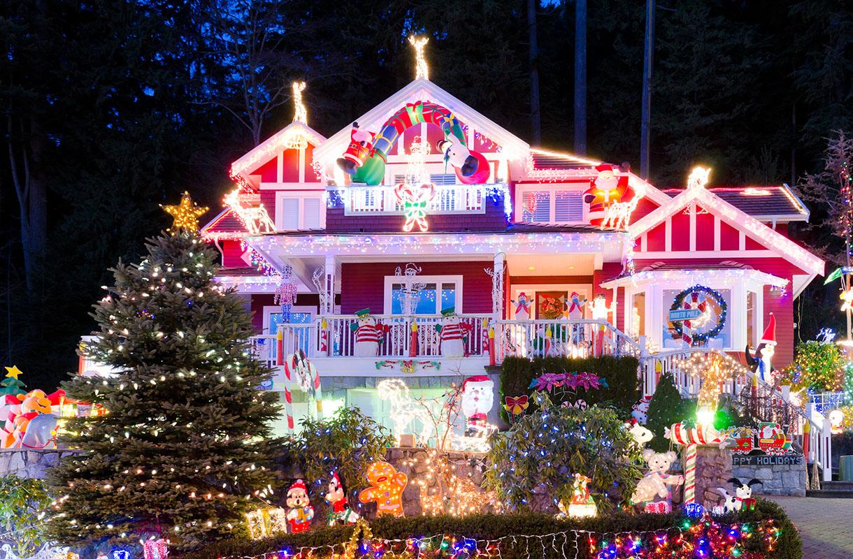 Joulu Yhdysvalloissa