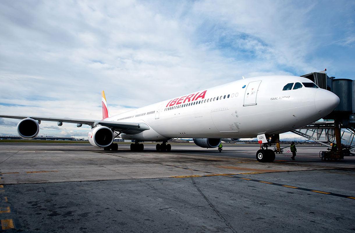Iberian lentokone