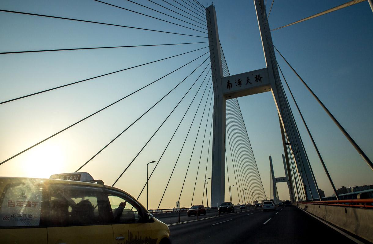 Kiinassa avattiin maailman korkein silta