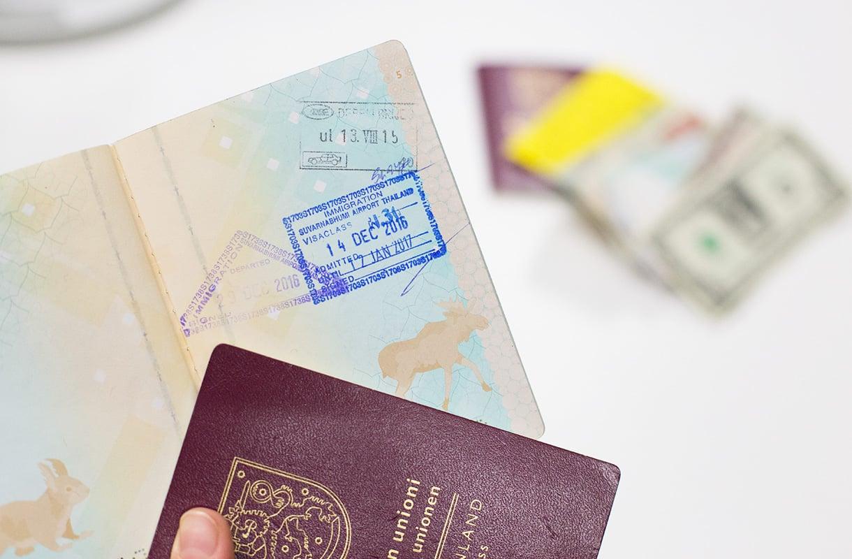 Kadonnut passi