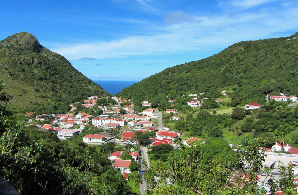 Saban saari Karibialla