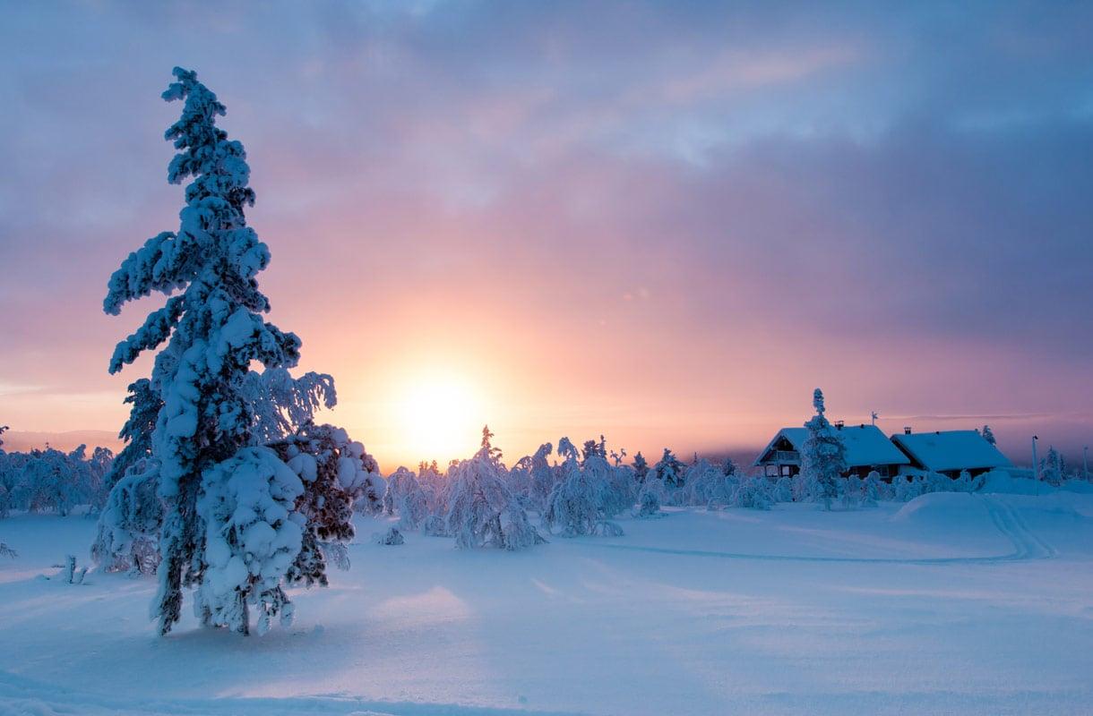Suomen ihanat talvihelmet