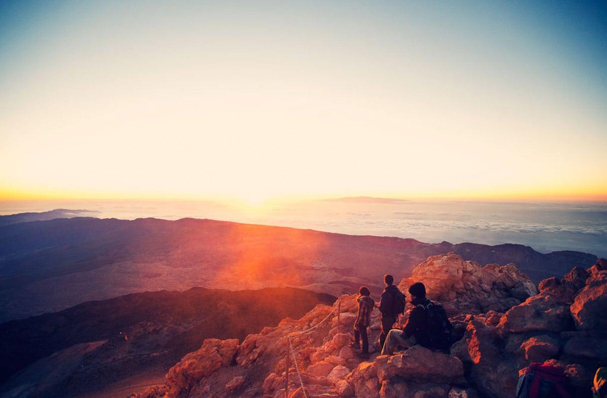 Teide Teneriffalla