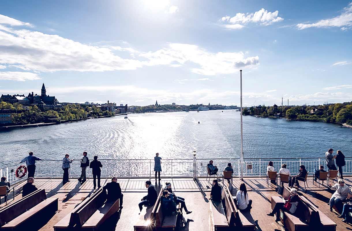 Tällaista on ruotsinlaivan työntekijöiden arki risteilyaluksella