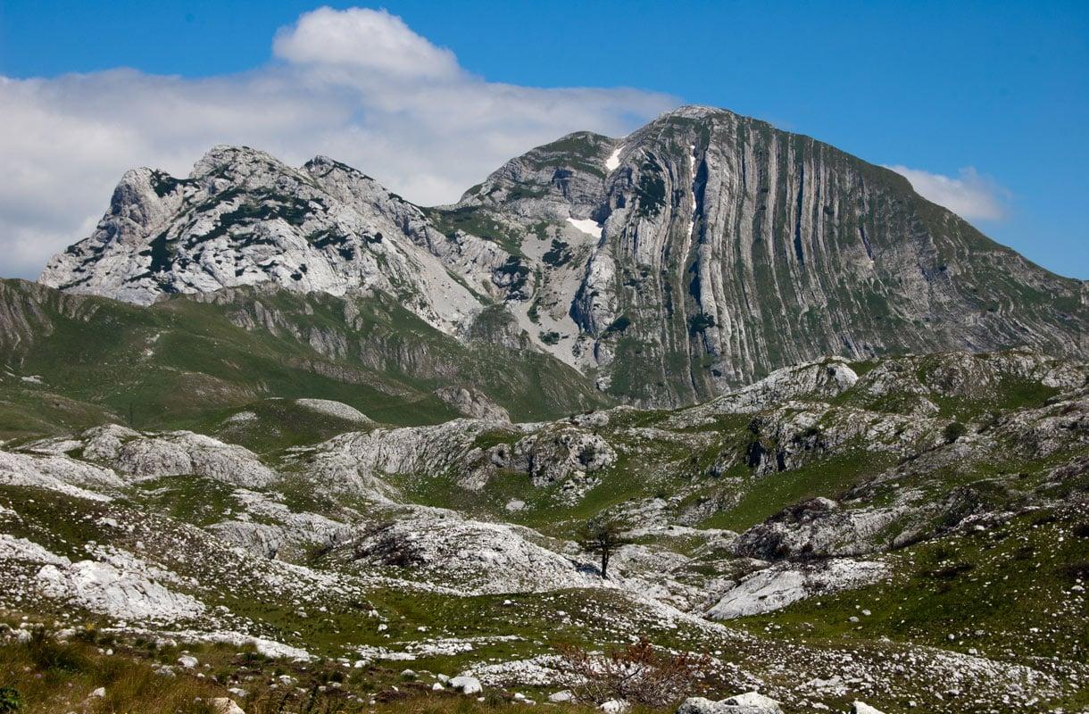 Durmitorin kansallispuisto, Montenegro