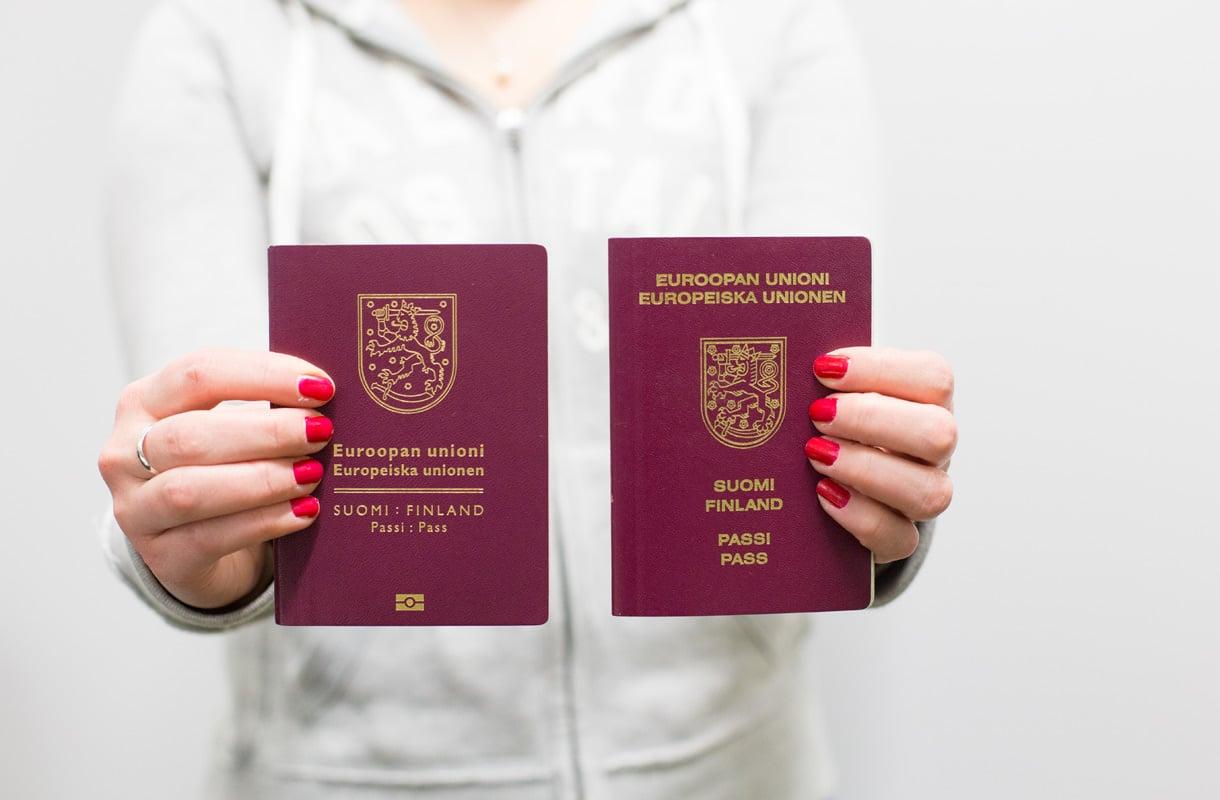 Passi Kadonnut