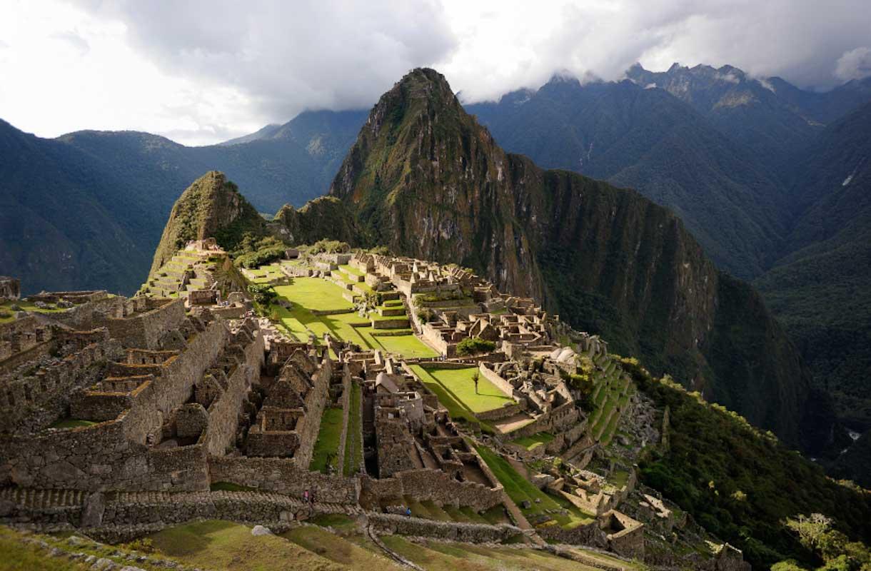 Machu Picchun naapurivuorelle johtavat kuoleman portaat