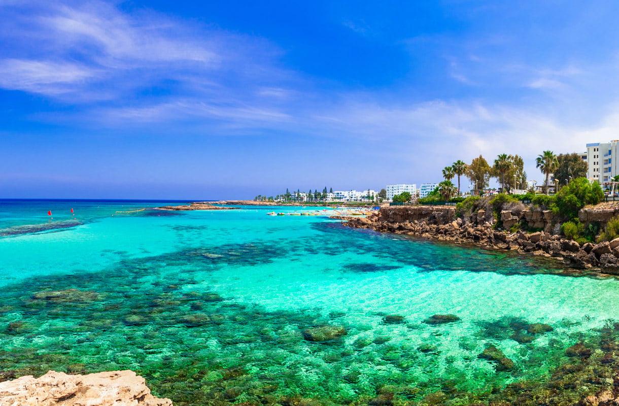 Kyproksen parhaat rannat