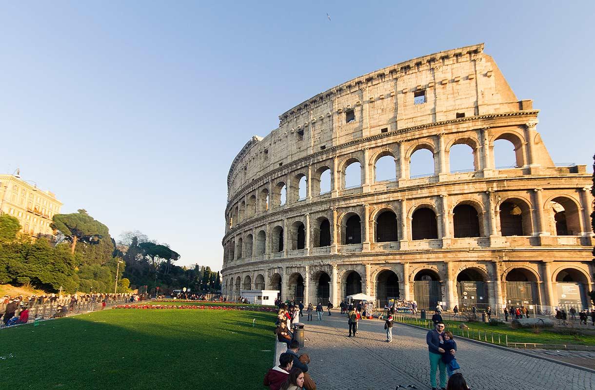 Colosseum Roomassa