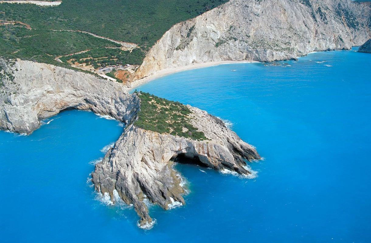 Lefkás, Kreikka