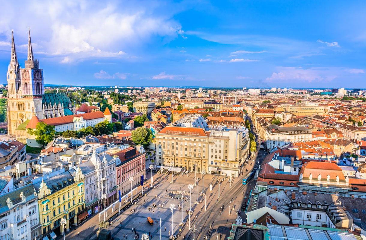 Croatia Airlines aloittaa lennot Helsingistä Zagrebiin
