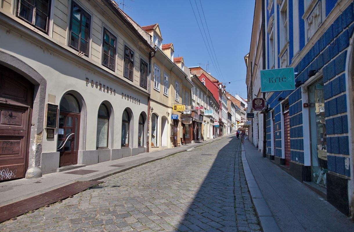 Kroatian Pääkaupunki