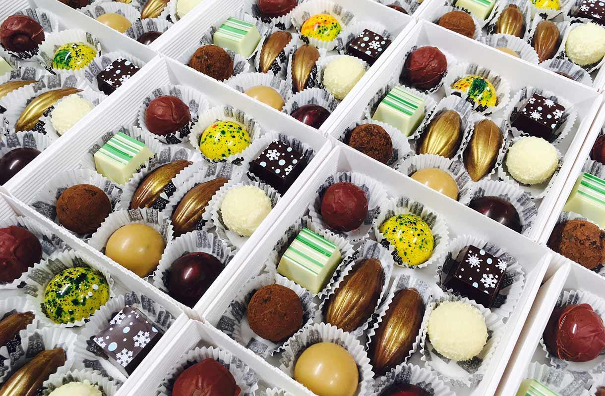 Tallinnan suklaakahvilat