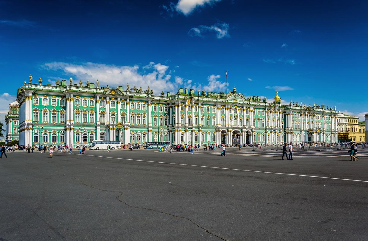 Pietari, Venäjä