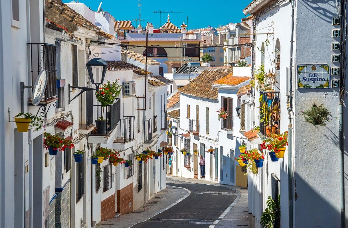 Estepona, Espanja