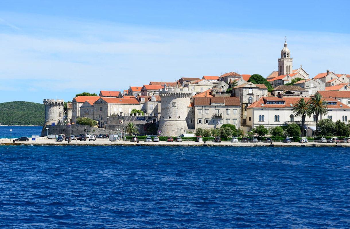 Korčula, Kroatia