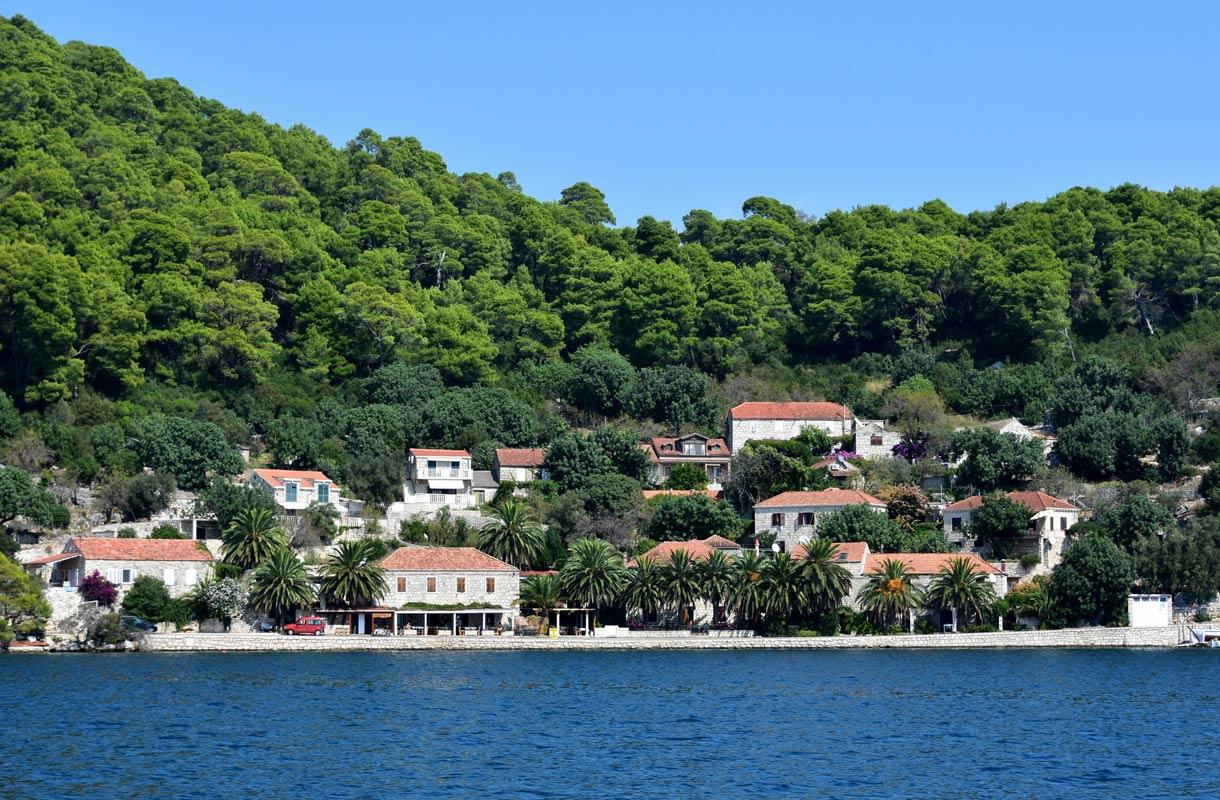 Mljet, Kroatia