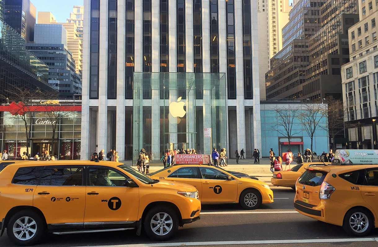 Shoppailua New Yorkissa