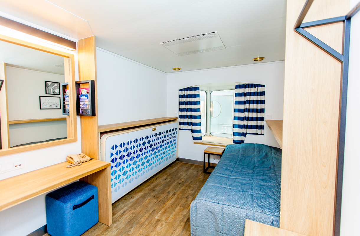 Tallink Siljan hytti