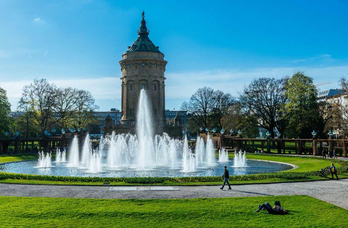 Mannheim, Saksa