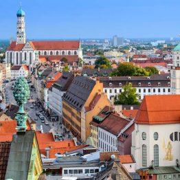 Augsburg, Saksa