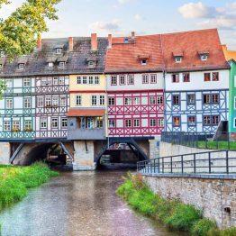 Kramerbrücke, Erfurt